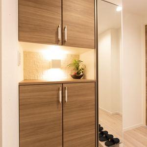 シェモワ新宿(5階,)のお部屋の玄関