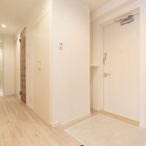 シェモワ新宿(5階,4599万円)のお部屋の玄関