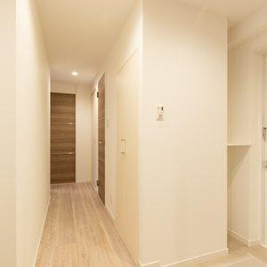 シェモワ新宿(5階,4599万円)のお部屋の廊下