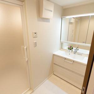 シェモワ新宿(5階,)の化粧室・脱衣所・洗面室