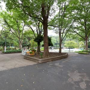 シェモワ新宿の近くの公園・緑地