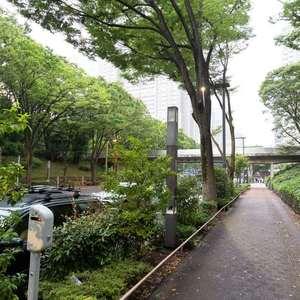 シェモワ新宿の最寄りの駅周辺・街の様子