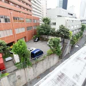 シェモワ新宿(5階,4599万円)のお部屋からの眺望