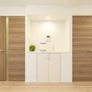 シェモワ新宿(5階,)の居間(リビング・ダイニング・キッチン)