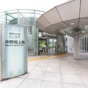 クレスト中野坂上の交通アクセス