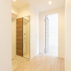 クレスト中野坂上(4階,)のお部屋の廊下