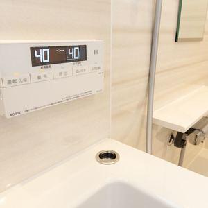 クレスト中野坂上(4階,)の浴室・お風呂