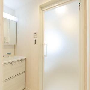 クレスト中野坂上(4階,)の化粧室・脱衣所・洗面室