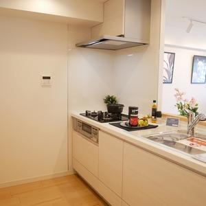 秀和亀戸天神橋レジデンス(9階,3690万円)のキッチン