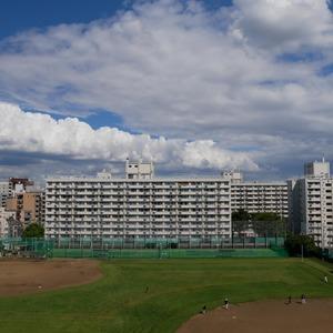秀和亀戸天神橋レジデンス(9階,3690万円)のお部屋からの眺望