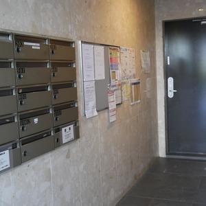 シティポート錦糸町2のマンションの入口・エントランス