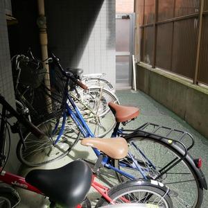 シティポート錦糸町2の駐輪場