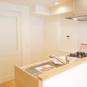 秀和亀戸天神橋レジデンス(2階,3390万円)のキッチン