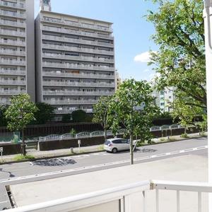 秀和亀戸天神橋レジデンス(2階,3390万円)のお部屋からの眺望