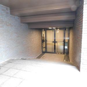 グレディール赤坂のマンションの入口・エントランス