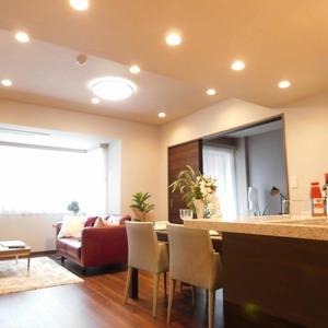 グレディール赤坂(2階,)の居間(リビング・ダイニング・キッチン)
