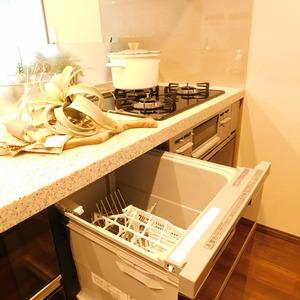 グレディール赤坂(2階,)のキッチン