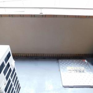 グレディール赤坂(2階,)のバルコニー