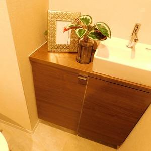 グレディール赤坂(2階,)のトイレ