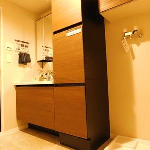グレディール赤坂(2階,)の化粧室・脱衣所・洗面室