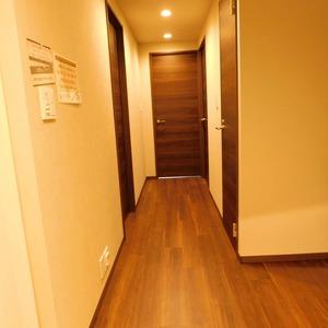 グレディール赤坂(2階,)のお部屋の廊下