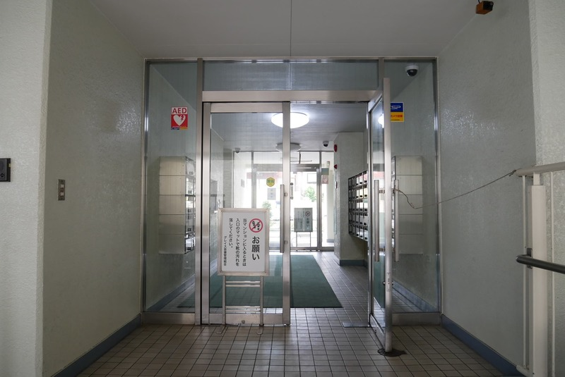 グレイス吾妻のマンションの入口・エントランス1枚目