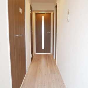 グレイス吾妻(6階,3799万円)のお部屋の廊下