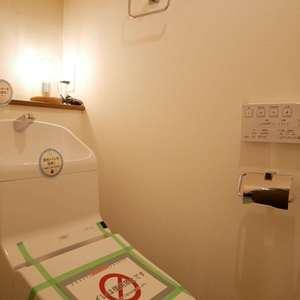 グレイス吾妻(6階,3799万円)のトイレ