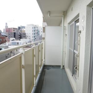 グレイス吾妻(6階,3799万円)のバルコニー