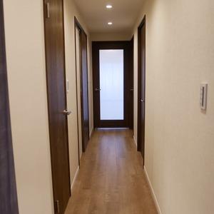 オーベル本所吾妻橋(4階,5499万円)のお部屋の廊下