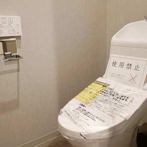 オーベル本所吾妻橋(4階,5499万円)のトイレ