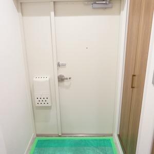 神田小川町ハイツ(5階,5299万円)のお部屋の玄関