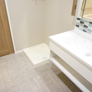 神田小川町ハイツ(5階,5299万円)の化粧室・脱衣所・洗面室