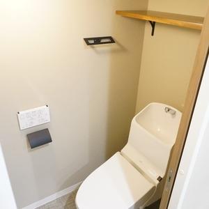 神田小川町ハイツ(5階,5299万円)のトイレ