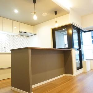 神田小川町ハイツ(5階,5299万円)のキッチン