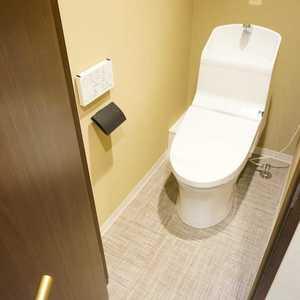 神田小川町ハイツ(5階,4199万円)のトイレ