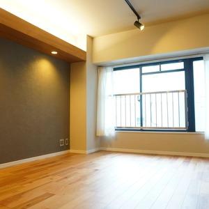 神田小川町ハイツ(5階,4199万円)のリビング・ダイニング