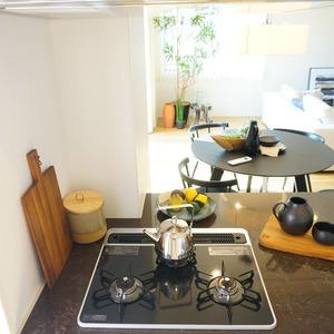 ファミールグラン白金ヴェルデフォーレ(8階,)のキッチン