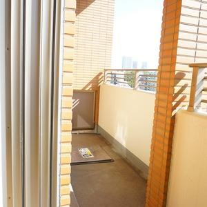 ファミールグラン白金ヴェルデフォーレ(8階,)のバルコニー