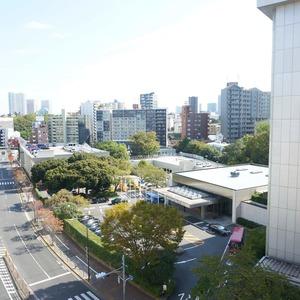 ファミールグラン白金ヴェルデフォーレ(8階,)のお部屋からの眺望