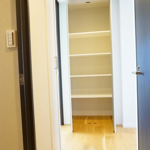 ファミールグラン白金ヴェルデフォーレ(8階,)のお部屋の廊下