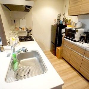 デュアレス千代田三崎町(7階,5700万円)のキッチン