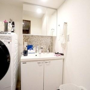 デュアレス千代田三崎町(7階,5700万円)の化粧室・脱衣所・洗面室