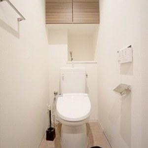 デュアレス千代田三崎町(7階,5700万円)のトイレ