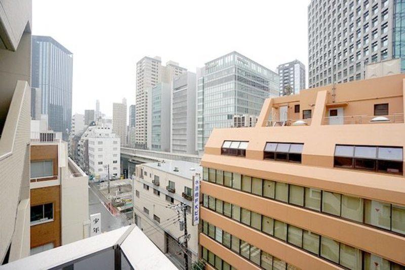 デュアレス千代田三崎町5700万円のお部屋からの眺望1枚目