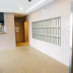 アドリーム文京動坂のマンションの入口・エントランス