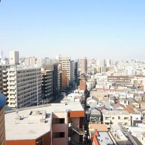 アドリーム文京動坂(14階,6590万円)のお部屋からの眺望