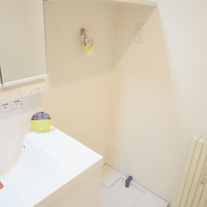 アドリーム文京動坂(14階,6590万円)の化粧室・脱衣所・洗面室