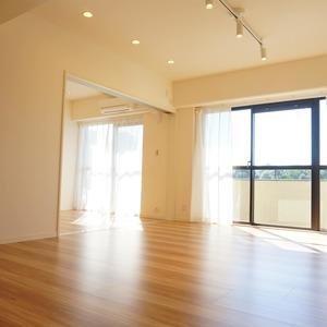 マンション小石川台(5階,)のリビング・ダイニング