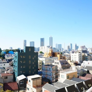 マンション小石川台(5階,)のお部屋からの眺望